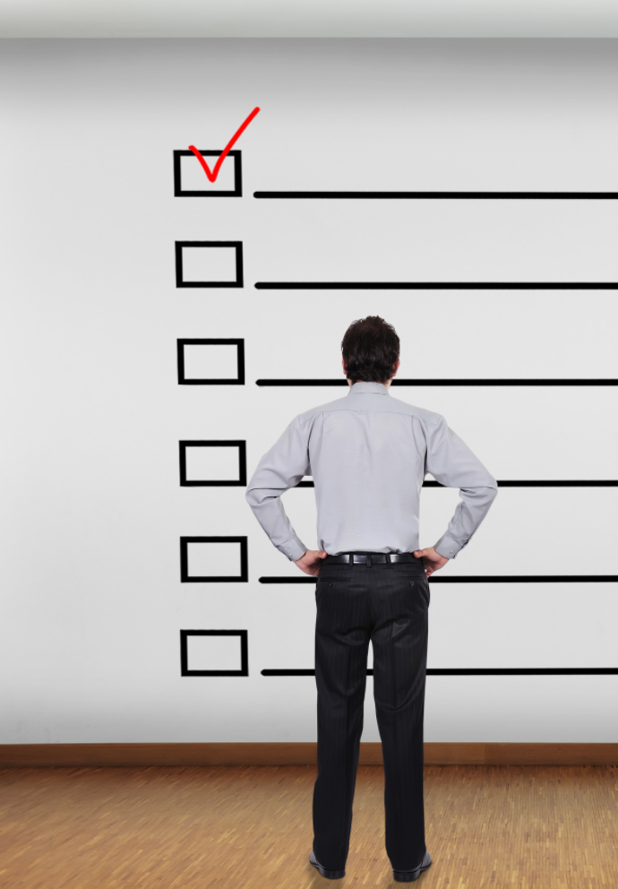 Digital Signage Checklist Project funding to content strategy