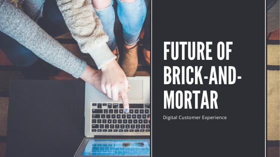 Digital customer experience in retail
