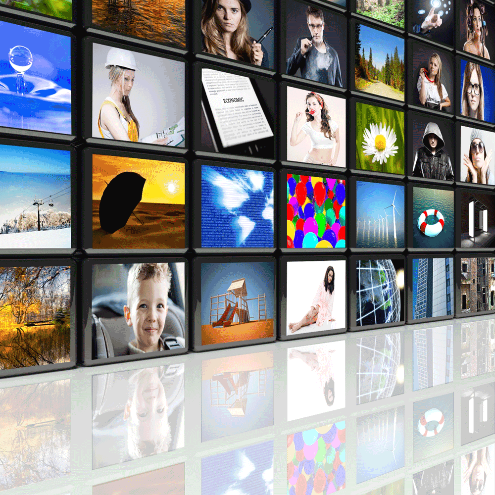 video wall digital signage